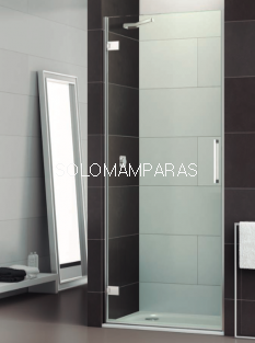 Mampara de ducha Selecta -Deyban- (1 hoja abatible) 8 mm (antical)